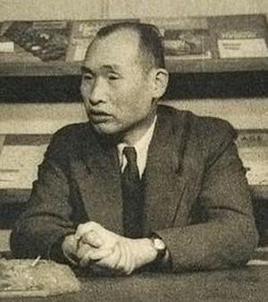 Wikipediatakayanagi_kenjiro_1953